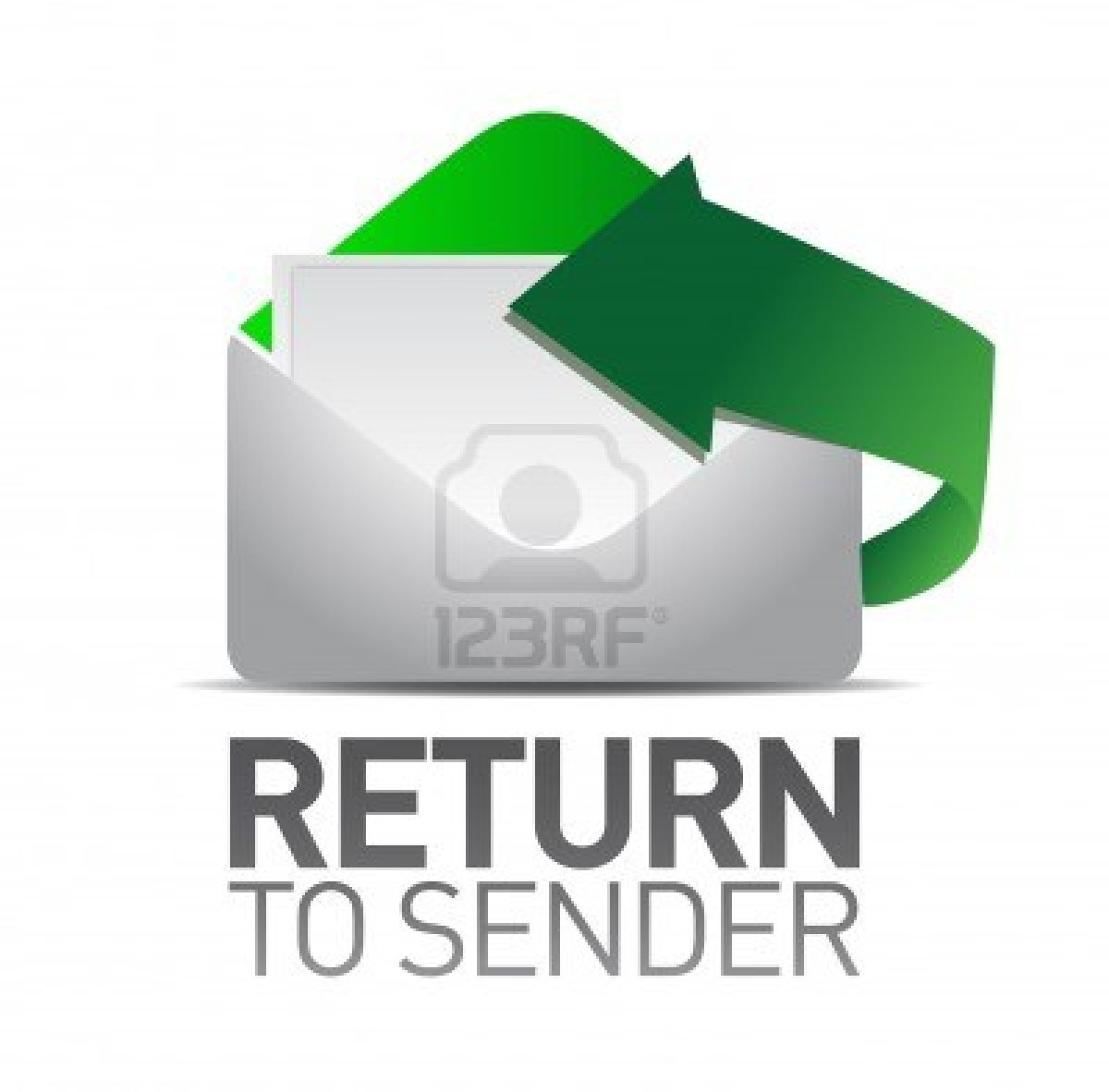 how to return email to sender